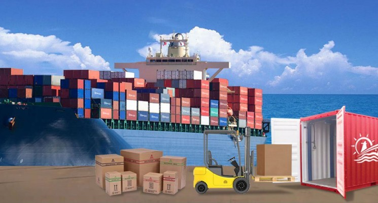LCL shipping Ocean Freight